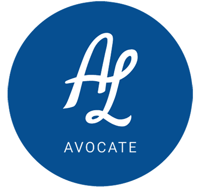 Logo   Angie Lemieux Avocate Droit civil, famille, jeunesse